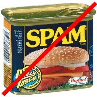 Freeglobes - stop spam
